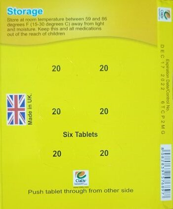 Cialis 20mg Tablets in Pakistan
