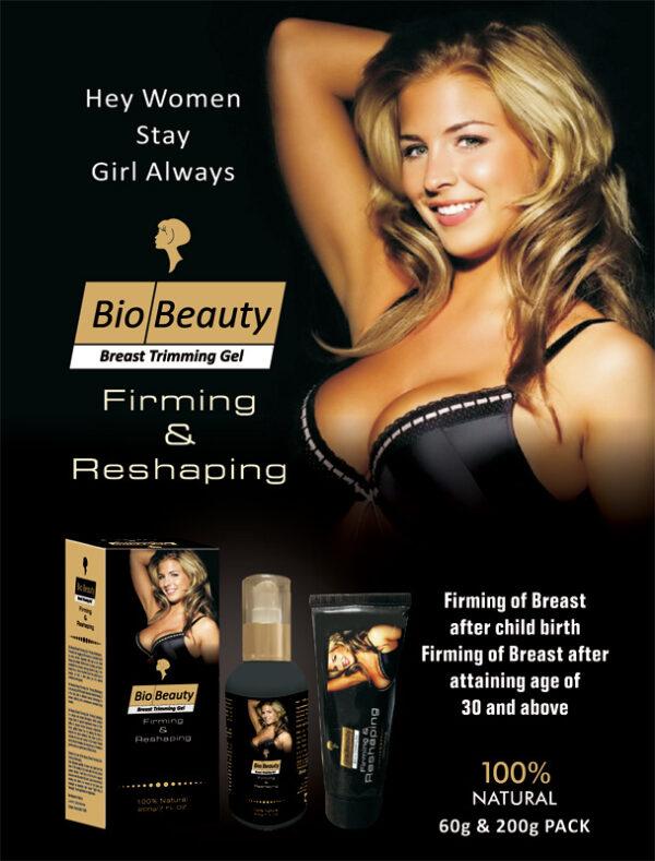 Bio Beauty Breast Tightening Cream