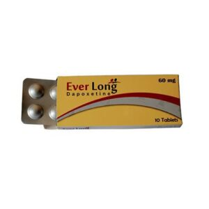 Everlong dapoxetine 60mg tablets in Pakistan